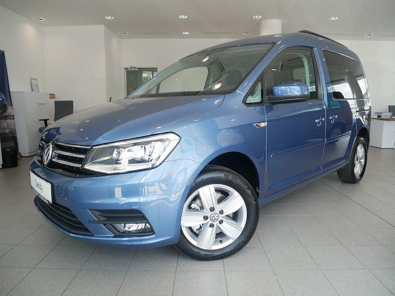Volkswagen Caddy 2.0 TDI 4 Family Comfortline SLOVENSKO VOZILO