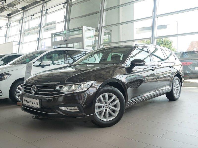 Volkswagen Passat Variant 2.0 TDI BMT SCR Business DSG SLO