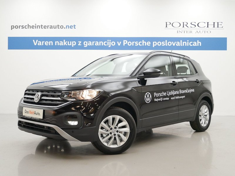 Volkswagen T-Cross 1.0 TSI BMT Life SLOVENSKO VOZILO