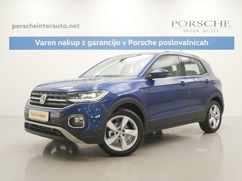 Volkswagen T-Cross 1.0 TSI BMT Style DSG SLOVENSKO VOZILO
