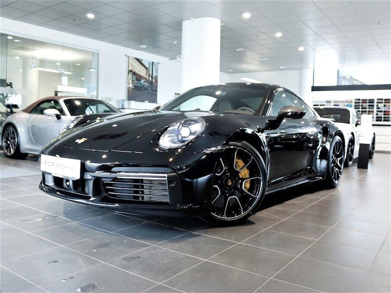 Porsche 911 Turbo S Coupé PDK SLOVENSKO VOZILO
