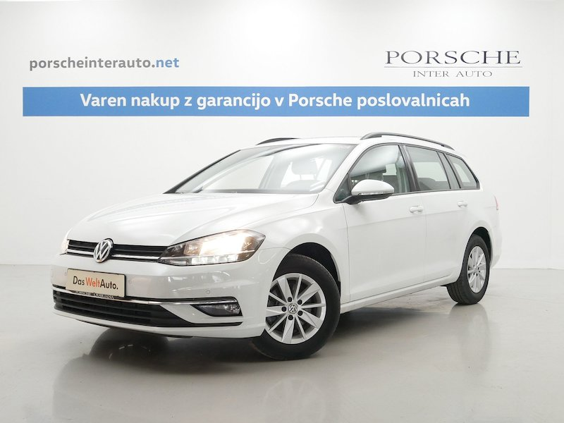 Volkswagen Golf Variant 1.6 TDI BMT Comfortline SLOVENSKO VOZILO