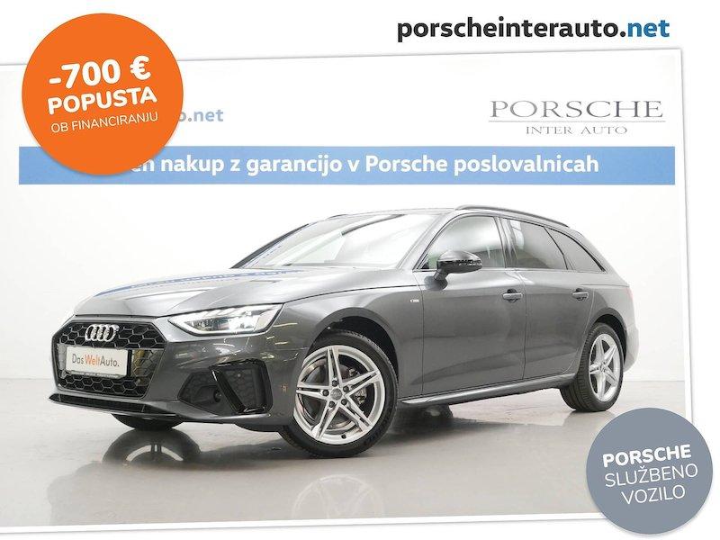 Audi A4 Avant 35 TDI S line S tronic SLO