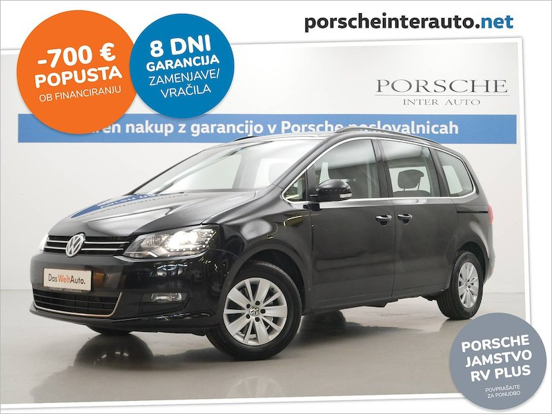 Volkswagen Sharan 2.0 TDI BMT SCR Highline DSG SLOVENSKO VOZILO