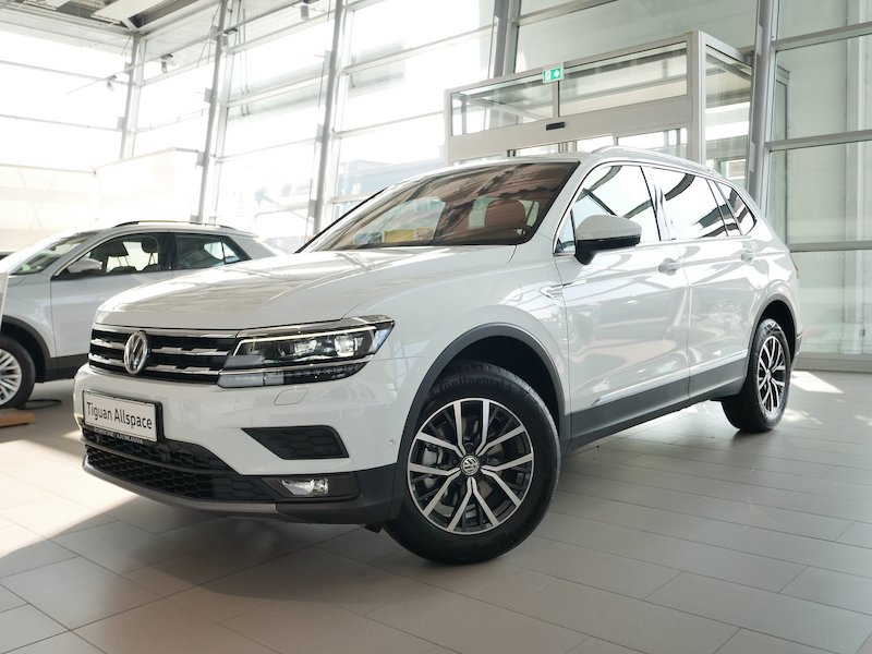 Volkswagen Tiguan Allspace Comfort Edition 2.0 TDI DSG SLOVENSKO VOZILO