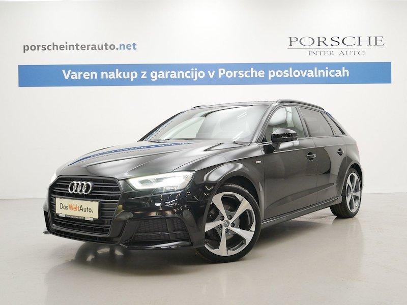 Audi A3 Sportback 2.0 TDI Sport S-Line