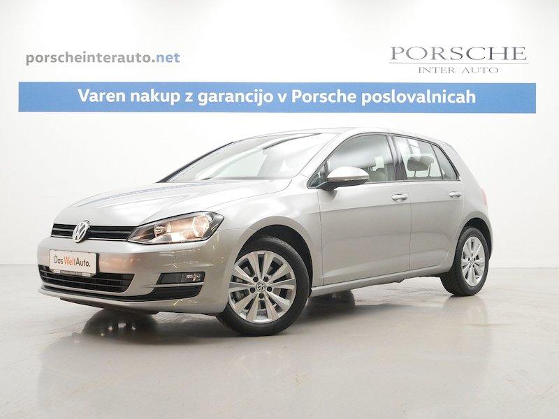 Volkswagen Golf 1.6 TDI BMT Comfortline DSG SLOVENSKO VOZILO