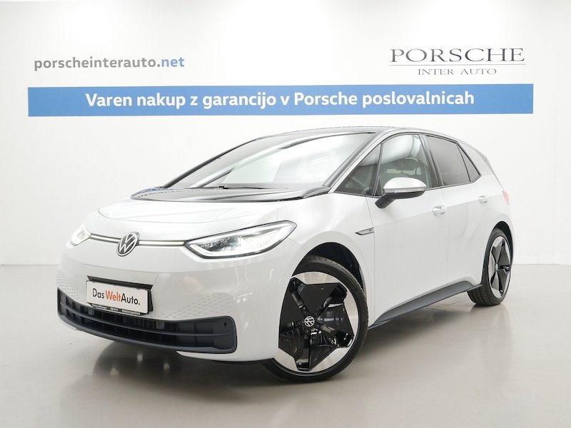Volkswagen ID.3 1st. Max SLOVENSKO VOZILO
