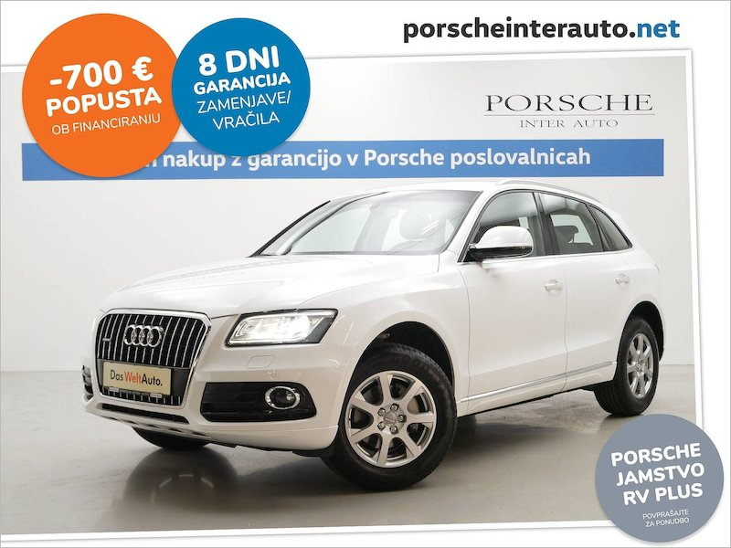 Audi Q5 quattro 2.0 TDI Business Plus S-tronic SLO