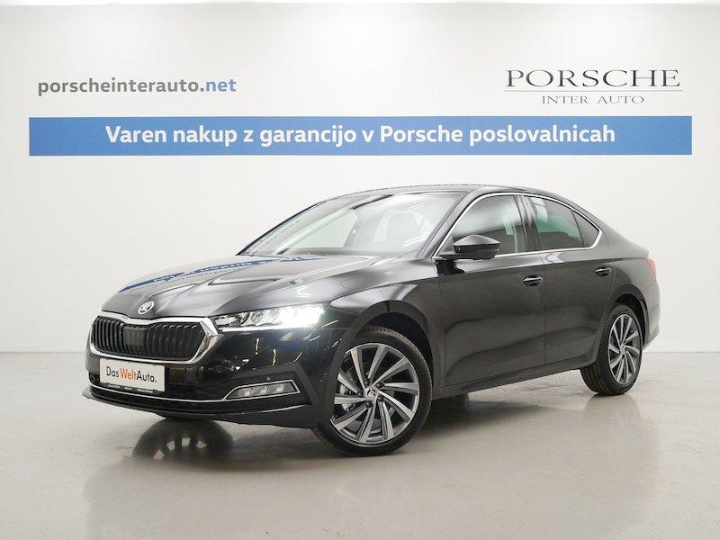 Škoda Octavia 2.0 TDI Style DSG SLOVENSKO VOZILO