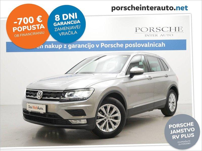 Volkswagen Tiguan 2.0 TDI BMT Comfortline SLOVENSKO VOZILO