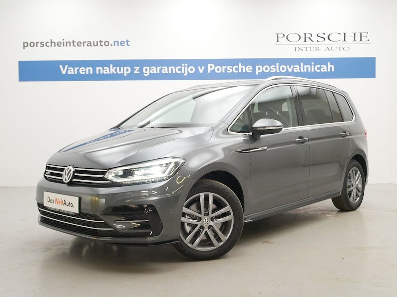 Volkswagen Touran 2.0 TDI BMT R-Line Edition DSG SLOVENSKO VOZILO