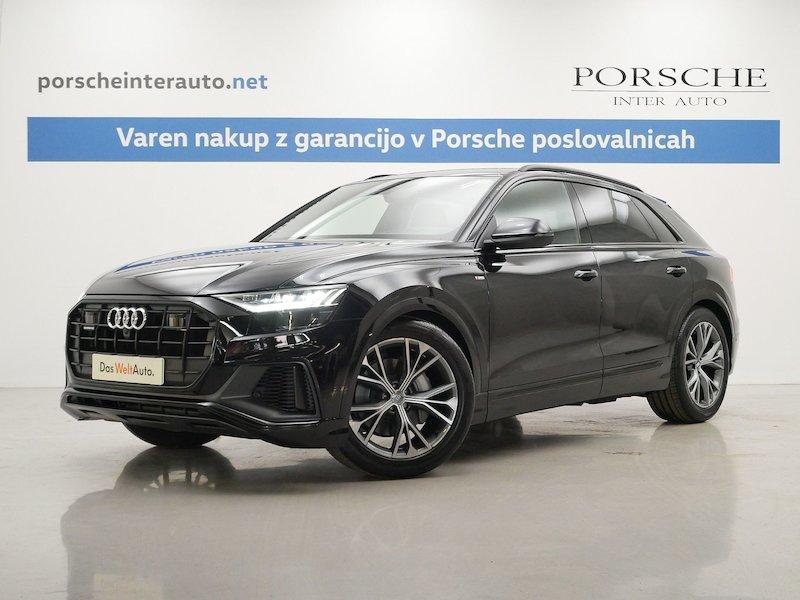 Audi Q8 quattro 50 TDI Tiptronic SLOVENSKO VOZILO