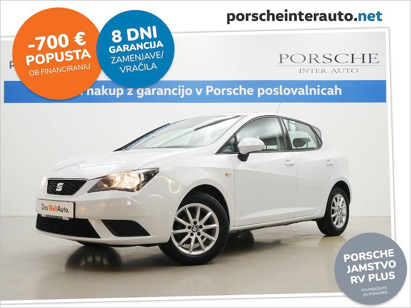 Seat Ibiza 1.4 TDI Style Start Stop