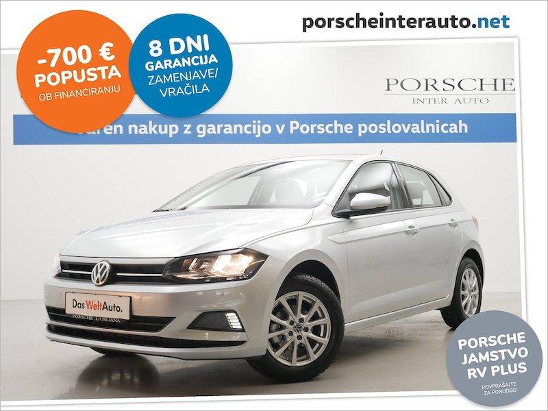 Volkswagen Polo 1.0 TSI Life SLOVENSKO VOZILO