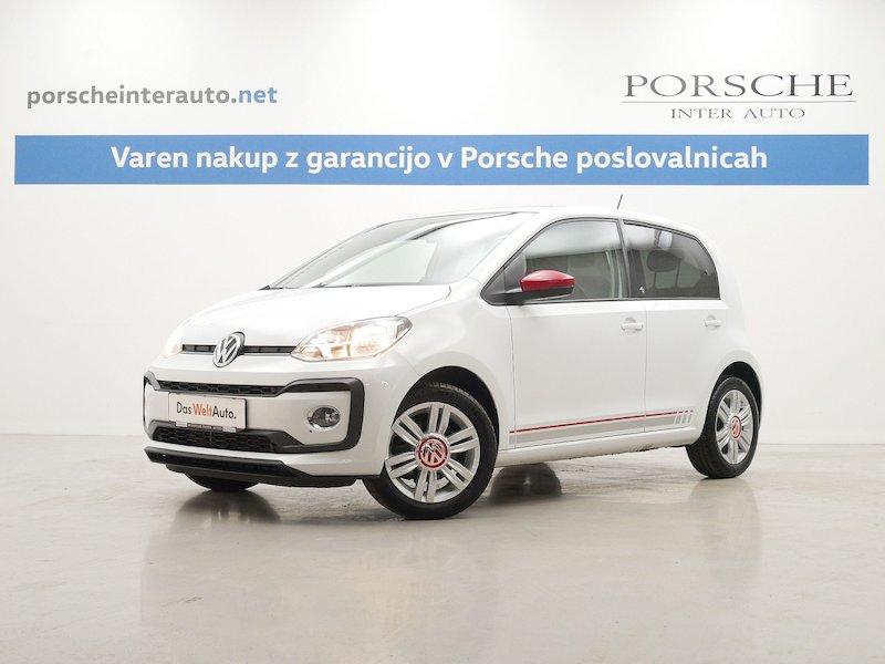 Volkswagen Up! beats up  1.0 TSI