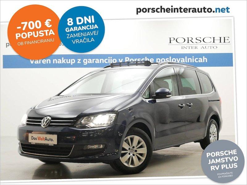 Volkswagen Sharan 4motion 2.0 TDI Comfortline Sky SLOVENSKO VOZILO