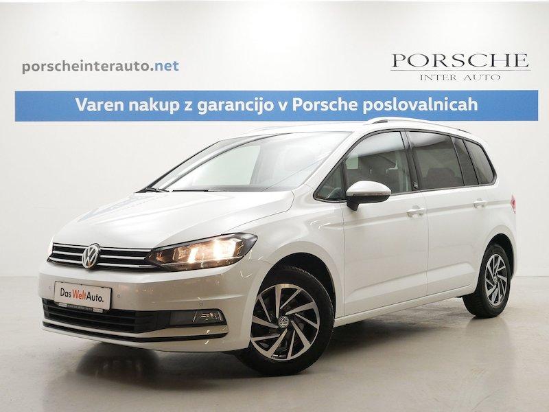 Volkswagen Touran 1.2 TSI BMT Comfortline