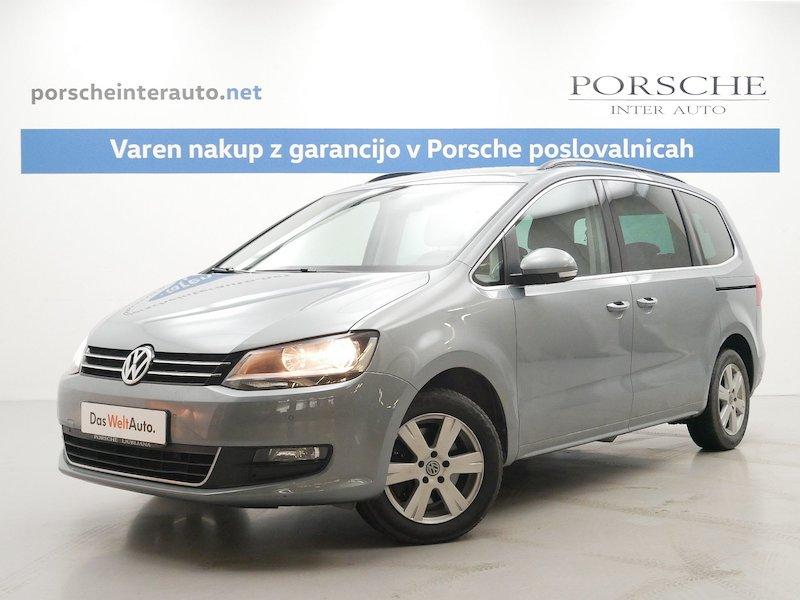 Volkswagen Sharan 2.0 TDI Comfortline DSG SLOVENSKO VOZILO