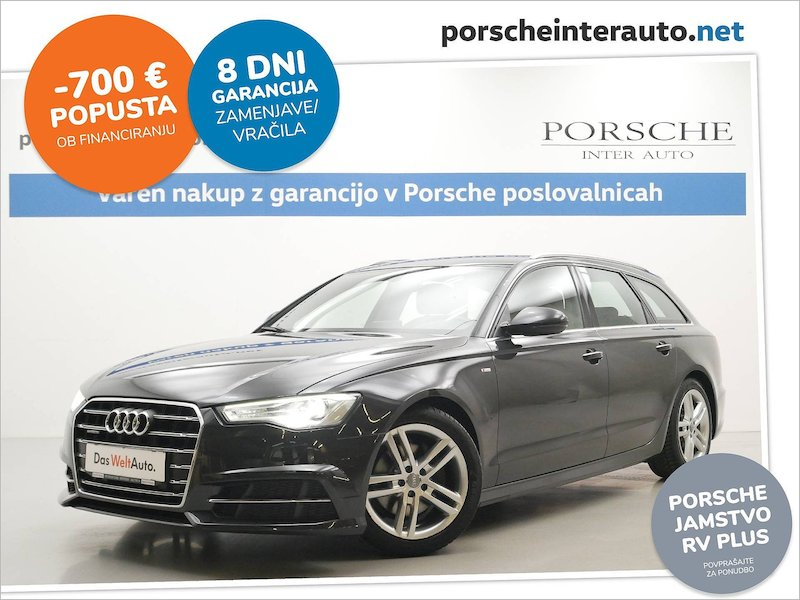 Audi A6 Avant 2.0 TDI quattro S tronic S-line