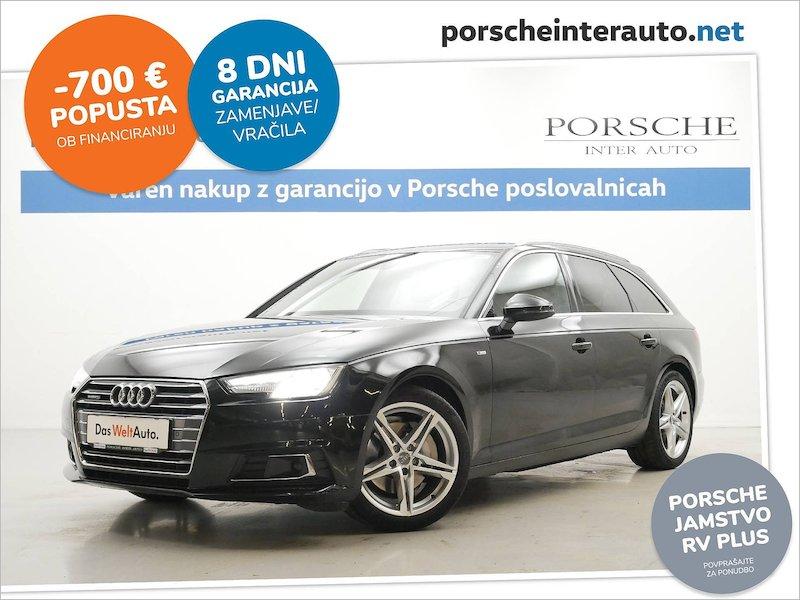 Audi A4 Avant quattro 2.0 TDI S tronic S-Line