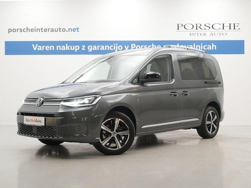 Volkswagen Caddy 5 Style 2.0 TDI Aut. - NOVI MODEL