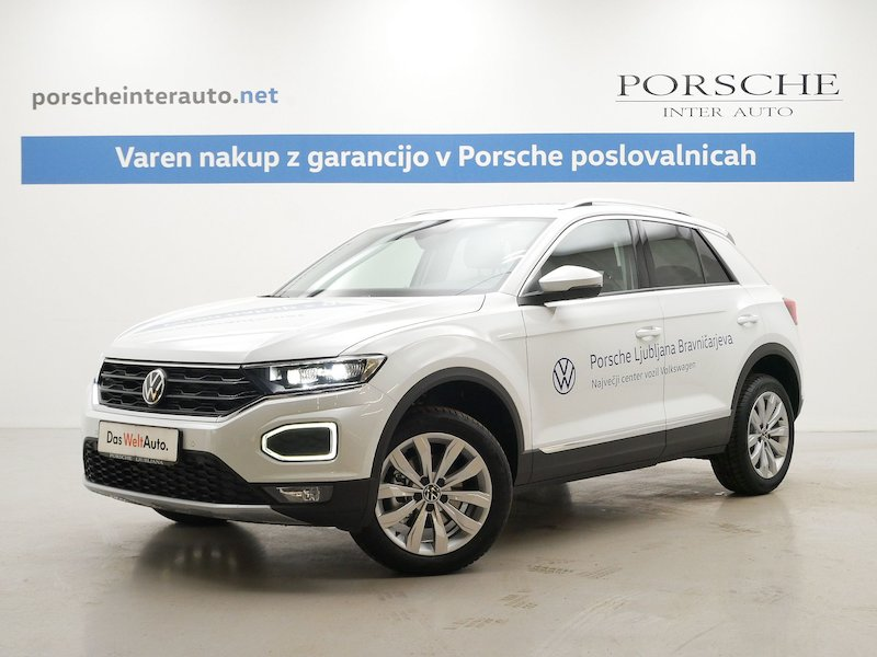 Volkswagen T-Roc 1.5 TSI BMT Sport DSG