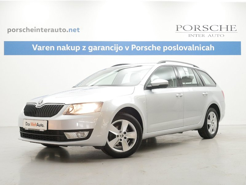 Škoda Octavia Combi 2.0 TDI Ambition SLOVENSKO VOZILO