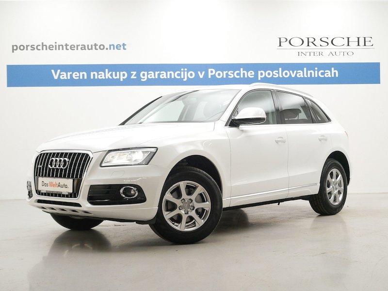Audi Q5 quattro 2.0 TDI Business Plus - SLOVENSKO VOZILO