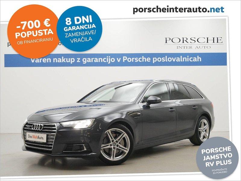 Audi A4 Avant quattro 2.0 TDI S-line S tronic