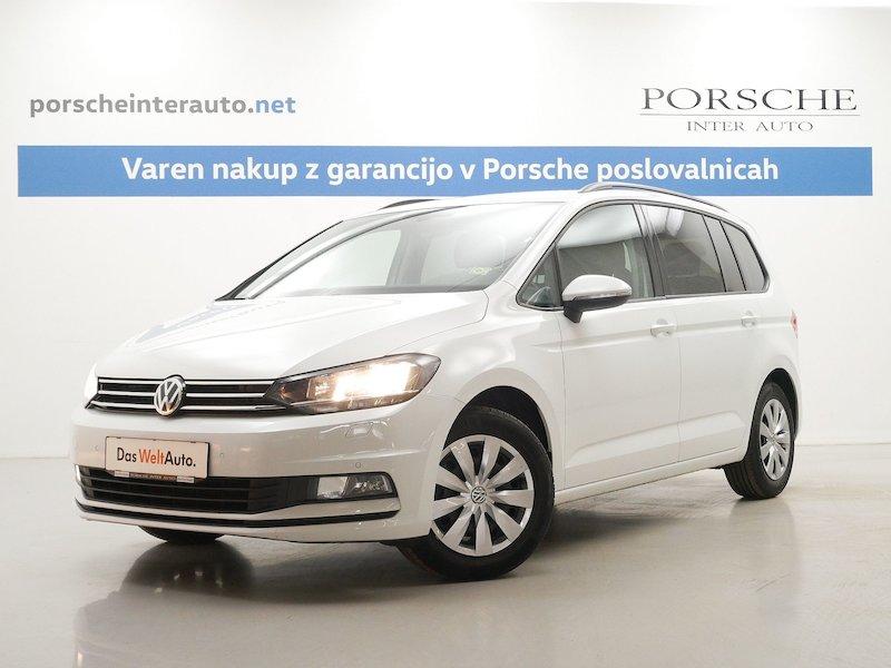 Volkswagen Touran 1.6 TDI BMT Comfortline SLOVENSKO VOZILO