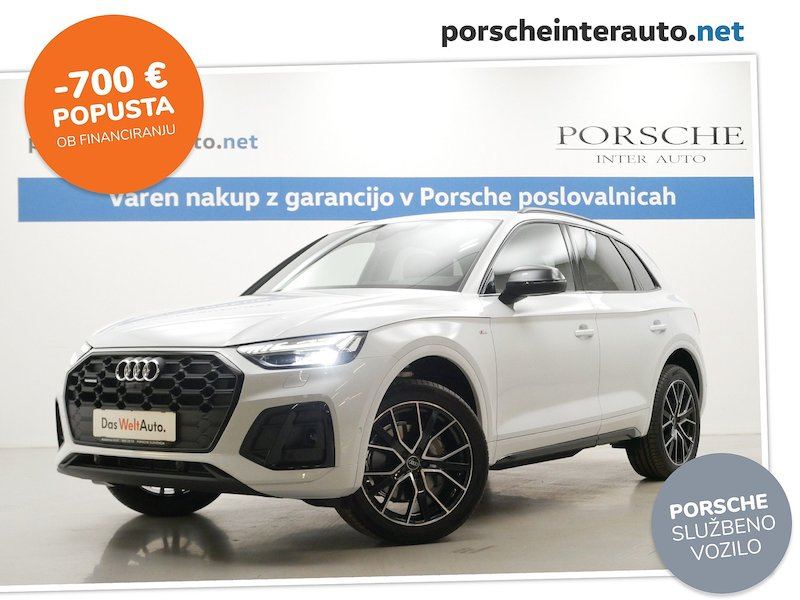 Audi Q5 quattro 40 TDI S line S tronic - PRENOVLJENI MODEL