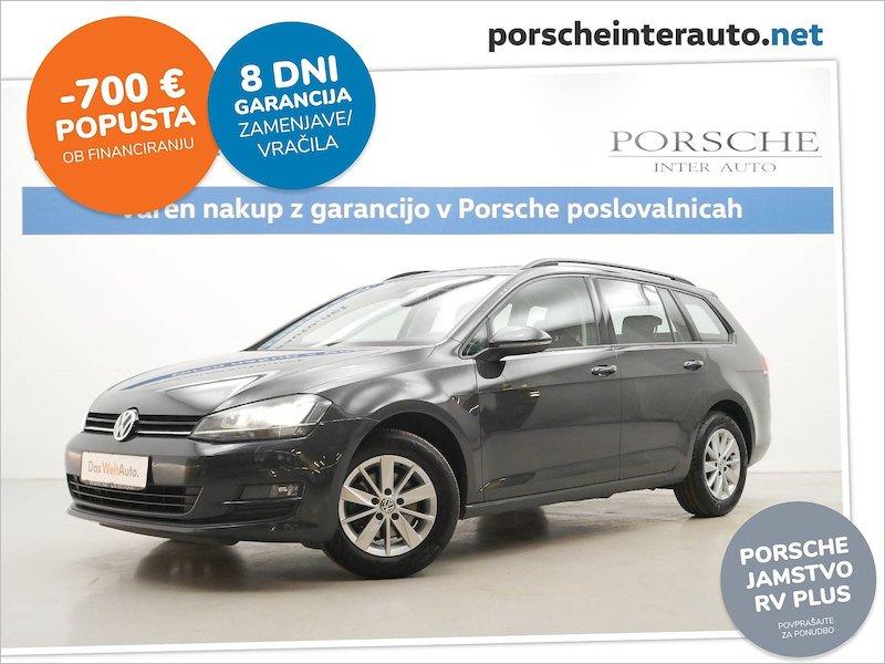 Volkswagen Golf Variant 1.6 TDI BMT Comfortline - SLOVENSKO VOZILO