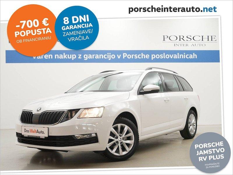 Škoda Octavia Combi 2.0 TDI Ambition - SLOVENSKO VOZILO