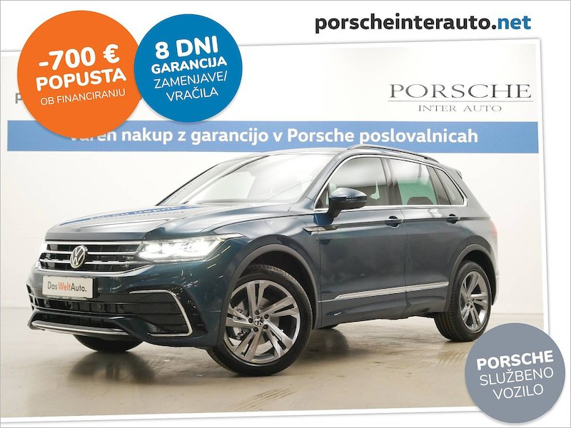 Volkswagen Tiguan 2.0 TDI BMT R-Line DSG - PRENOVLJENI MODEL