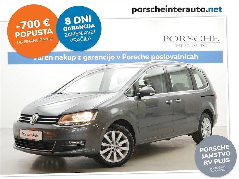 Volkswagen Sharan 4motion 2.0 TDI Highline DSG - SLOVENSKO VOZILO
