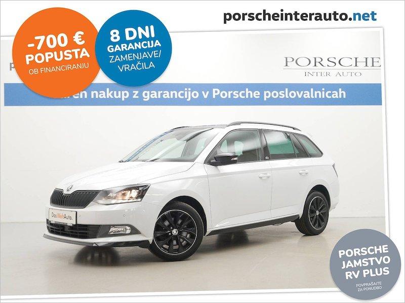 Škoda Fabia Combi Monte Carlo 1.4 TDI