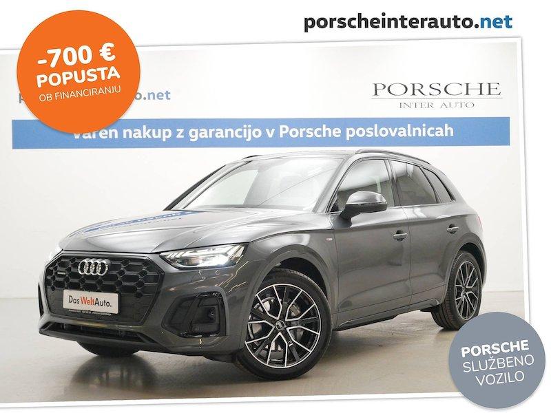 Audi Q5 quattro 40 TDI S line S tronic