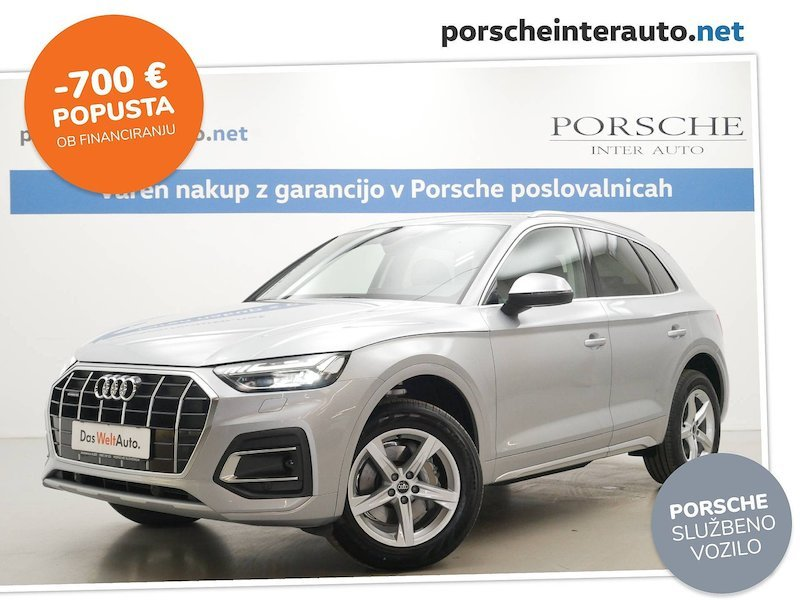 Audi Q5 quattro 40 TDI Advanced S tronic