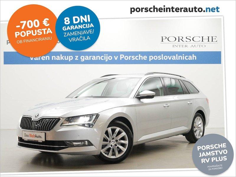 Škoda Superb Combi 2.0 TDI Ambition DSG