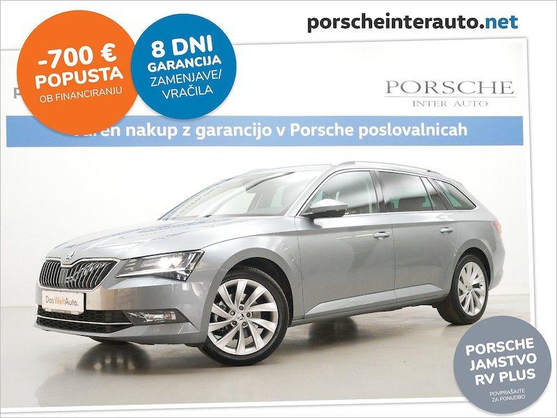 Škoda Superb Combi 2.0 TDI Style DSG