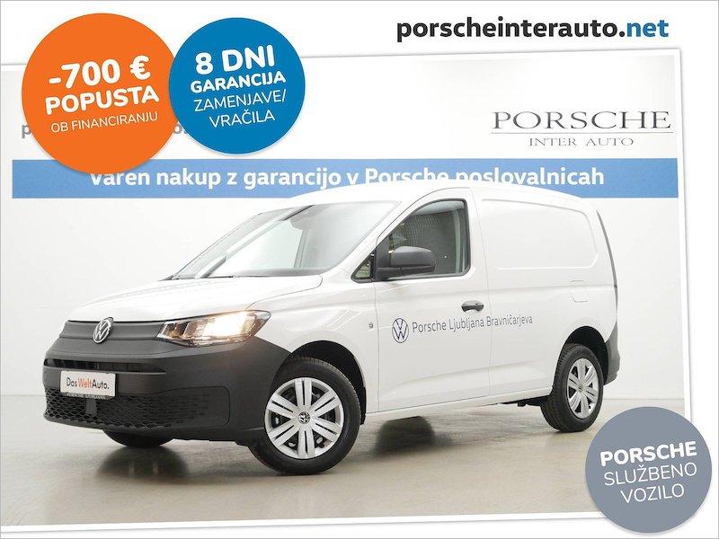 Volkswagen Caddy 5 Cargo 2.0 TDI