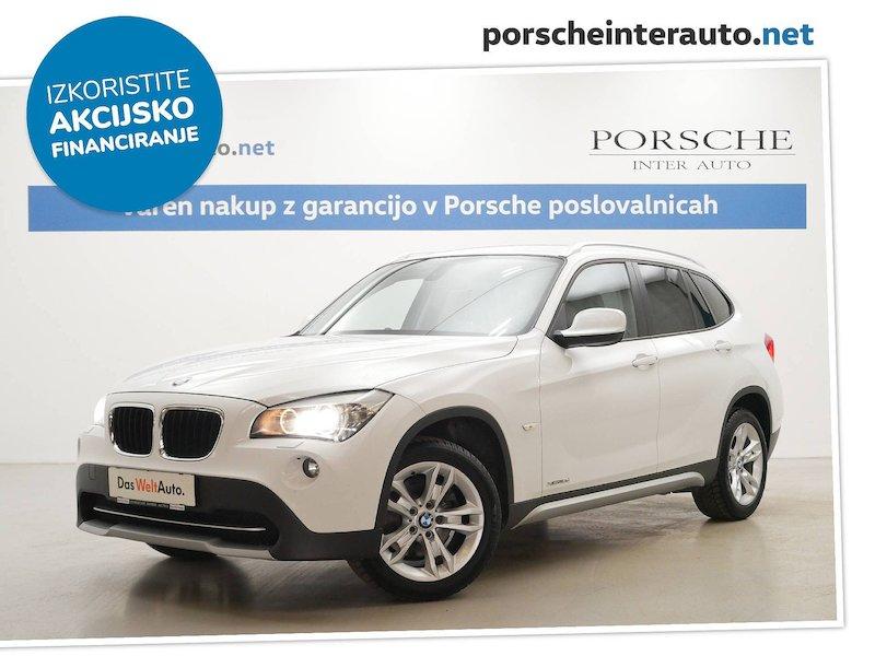 BMW serija X1 xDrive18d - SLOVENSKO VOZILO