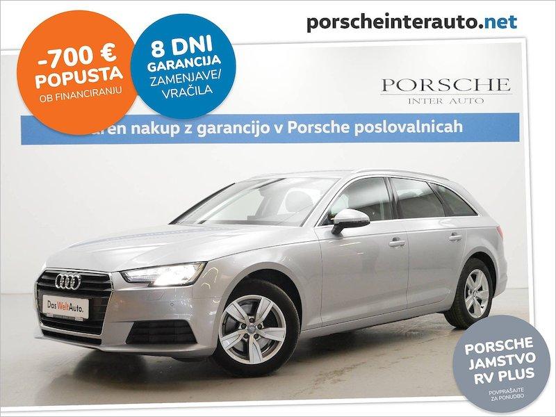 Audi A4 Avant 35 TDI S tronic SLOVENSKO VOZILO