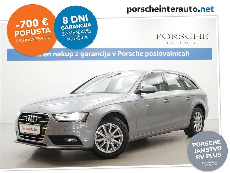 Audi A4 Avant 2.0 TDI clean diesel Style - SLOVENSKO