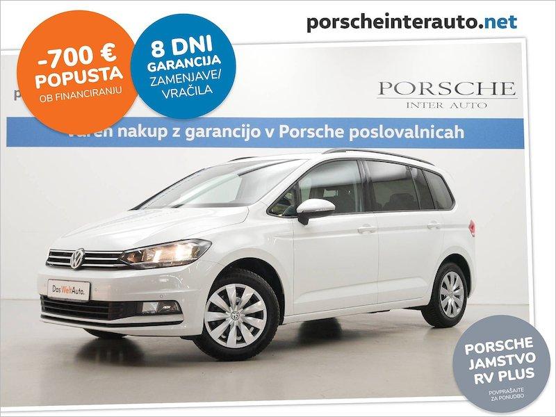 Volkswagen Touran 1.2 TSI BMT Comfortline - SLOVENSKO VOZILO