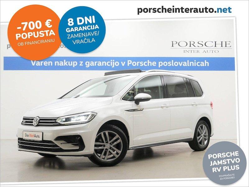 Volkswagen Touran 2.0 TDI R-Line Edition DSG - SLOVENSKO VOZILO