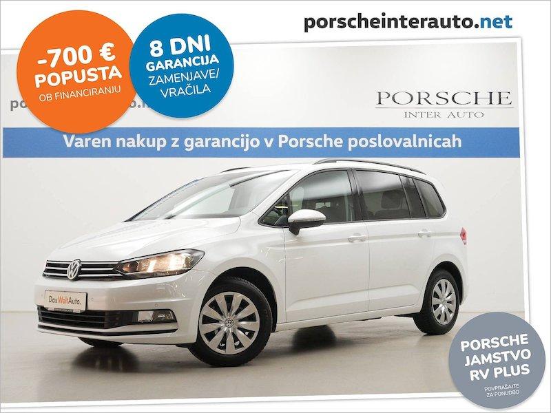 Volkswagen Touran 1.6 TDI BMT Comfortline DSG - SLOVENSKO VOZILO