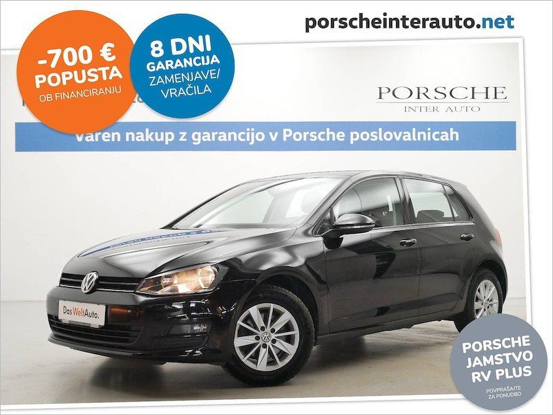 Volkswagen Golf 1.6 TDI BMT Comfortline SLOVENSKO VOZILO