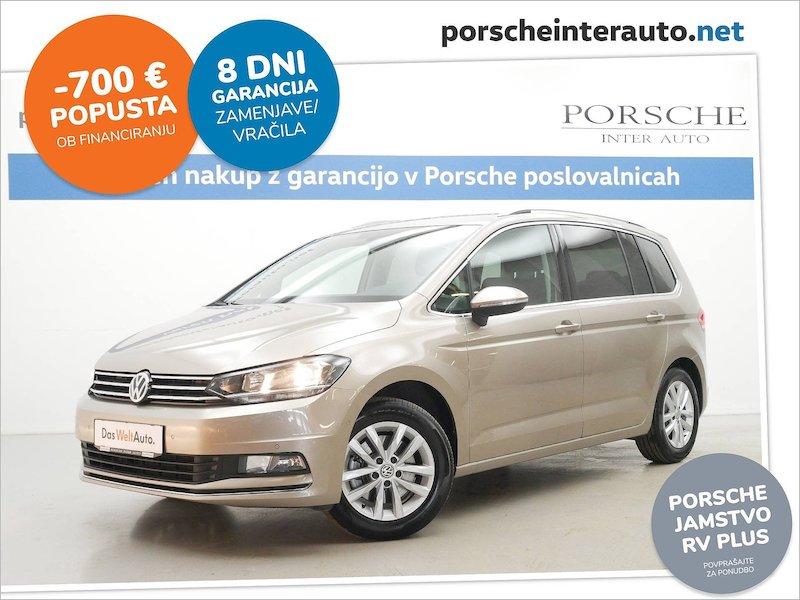 Volkswagen Touran 1.4 TSI BMT Highline DSG - SLOVENSKO VOZILO